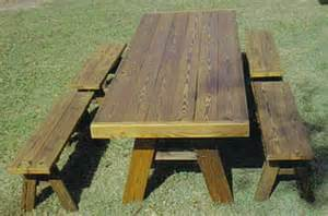8 Foot Picnic Table Heavy Duty Picnic Tables Made By Quality Patio Furniture