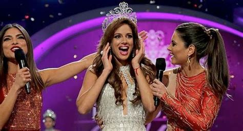 octava eliminada nuestra belleza latina 2015 shows claudiazuleta