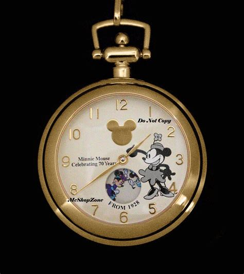 new disney minnie mouse limited edition 1928 pocket