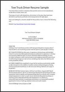 sample resume for over the road truck driver 3 truck driver resume