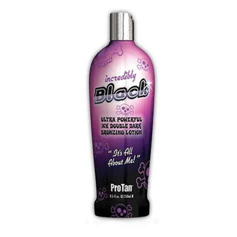 tanning bed lotions with bronzer pro tan incredibly black 10x indoor tanning bed bronzer