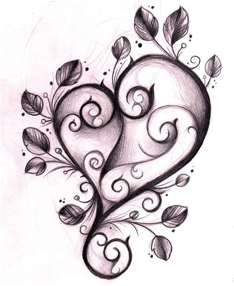 unique heart tattoo designs best lower back tattoos unique designs