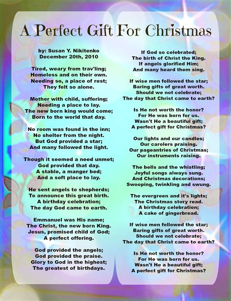a poem at christmas awaiting a late gift follow here for more poetry poetry and other materials on this site can be freely used