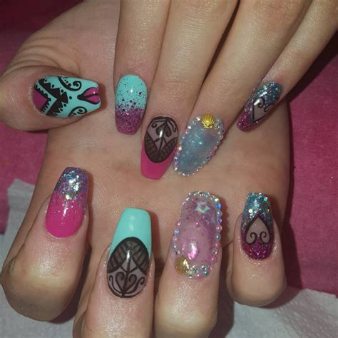 Decorated Nails by 21 Aquarium Nail Designs Ideas Design Trends