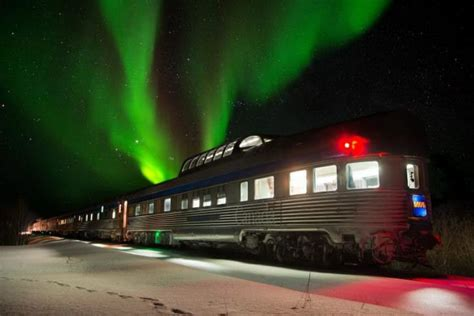 this is lights northern lights may be visible across canada this week