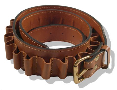 jeff s outfitters leather shotshell belt