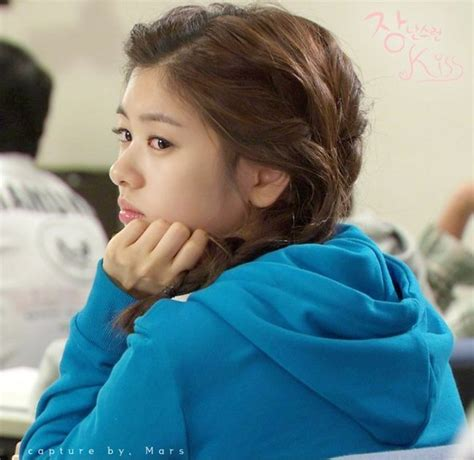 playful kiss oh ha ni hairstyle fanpop amouna182 s photo oh ha ni playful kiss