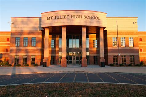 high school mt juliet high school civil site design