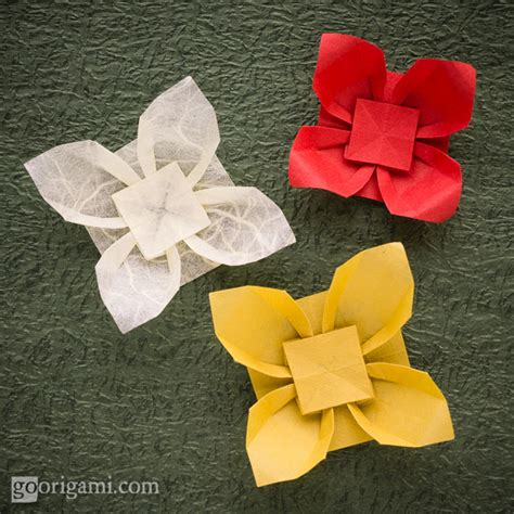Origami Plant - origami flowers and plants gallery go origami