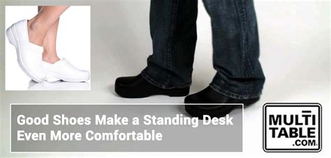 shoes for standing desk shoes a standing desk even more comfortable