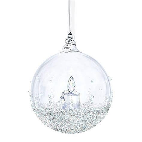 buy swarovski 174 2017 annual edition ball christmas ornament