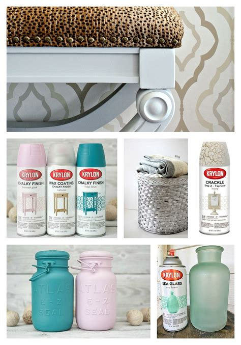 cool spray paint colors new spray paint products to try and project ideas