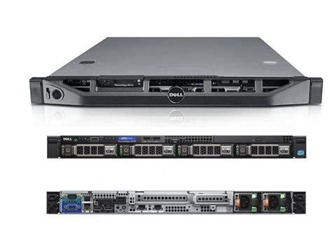 Server Dell R 430 servidor dell poweredge r430 xeon e5 2603 v3 8gb 1tb raid