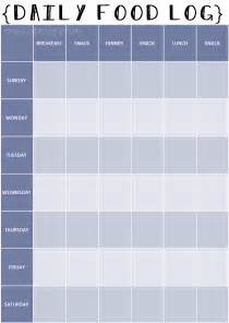Daily Food Intake Chart Template by Sle Chart Templates 187 Food Intake Chart Template Free