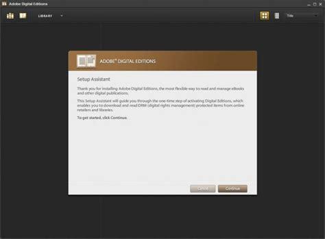 digital windows adobe digital editions