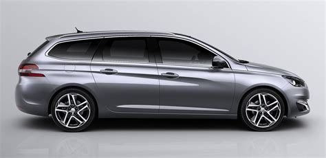 new peugeot small car peugeot 308 sw compact wagon revealed photos caradvice