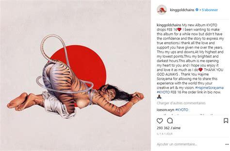 tyga taste poster tyga annonce son nouvel album et cr 233 e la pol 233 mique
