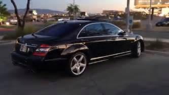 2009 mercedes s63 amg black