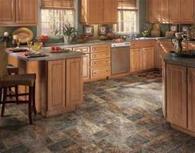 appealing kitchen flooring in some options designoursign