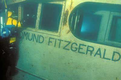 edmund fitzgerald decades  speculation fascination