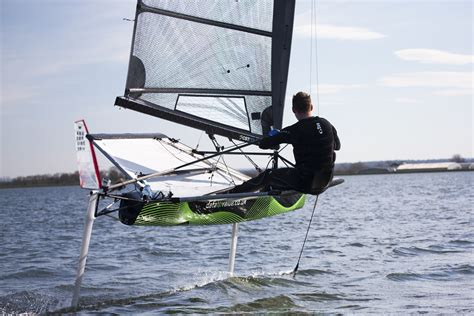the open boat setting analysis big data in sailing international moth