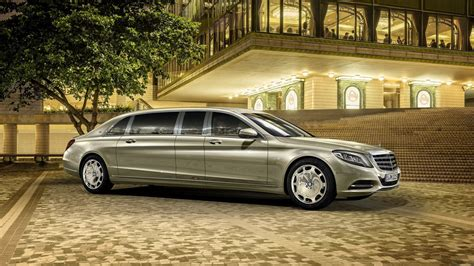 2016 mercedes maybach pullman picture 619820 car