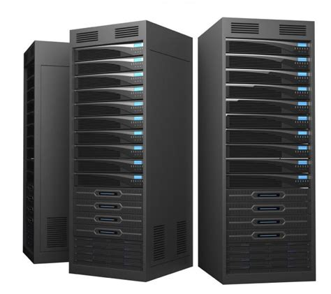 Server Rack by Sql Server Replication