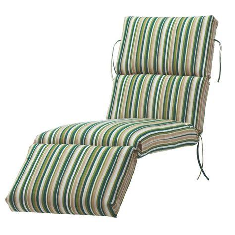 sunbrella outdoor chaise cushions home decorators collection sunbrella maxim classic outdoor