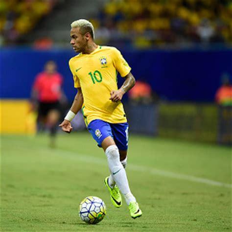 neymar dazzles as brazil thrash bolivia supersport