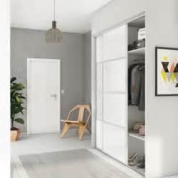 porte de placard coulissante 224 composer spaceo 224 peindre