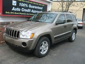 2005 Jeep Grand Tires 2005 Jeep Grand Laredo 4wd New Tires