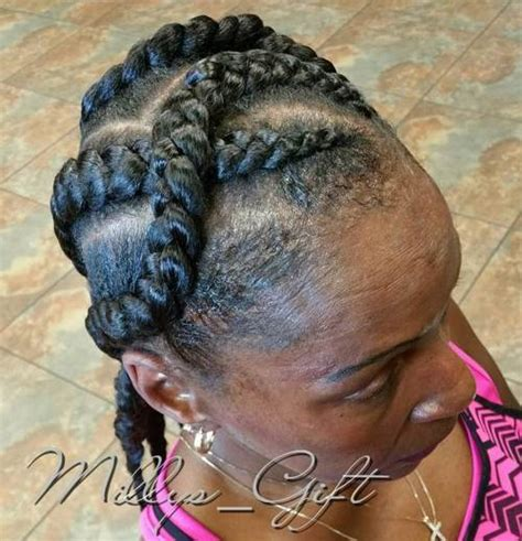pics of young people with goddess braids 60 inspiring exles of goddess braids