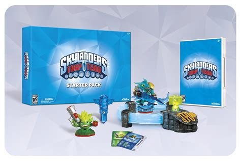 Skylanders Trap Team activision announces skylanders trap team