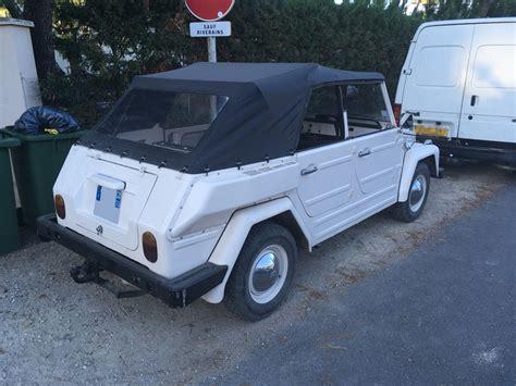 volkswagen type 181 volkswagen type 181 4 d anciennes