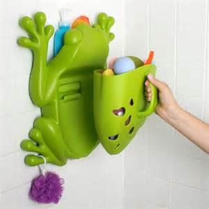 boon frog pod bath scoop storage bath toys bath