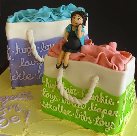 Baby Shower Shopping by Baby Showers And Birthdays Oakleafcakes