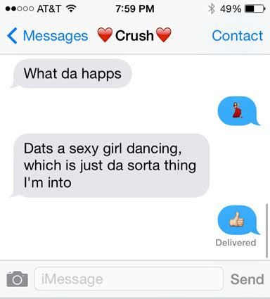 emoji you send to crush reductress 187 how to text your crush so he thinks you re out