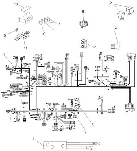 Switch Assy Stater Magnetic Viar Crossx 250 polaris wiring diagram