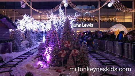 centre mk christmas display 2016 milton keynes kids