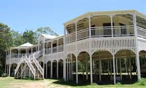House Design Queenslander Plans by Federation House Queenslander Tropical Styles
