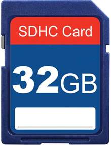 32gb sd memory card s n genealogy supplies