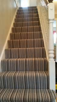 Stripy Stair Carpet by Carpets Stairs And Preston On Pinterest