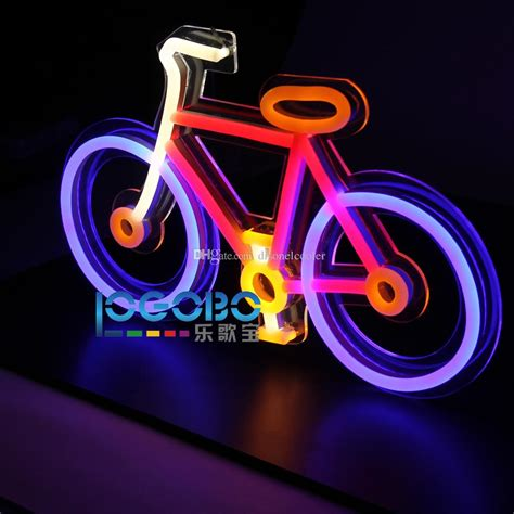 neon light signs cheap custom neon signs cheap modern personalized bike