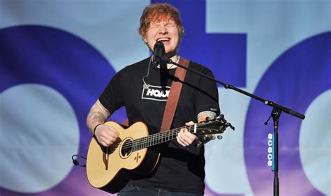 ed sheeran perfect number 1 ed sheeran with beyonce are christmas number 1 favourites