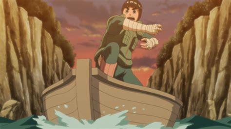 fairy tail boat guys fight rock lee narutopedia fandom powered by wikia