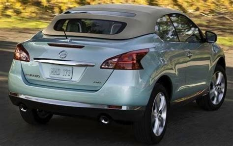 nissan murano crosscabriolet price used 2011 nissan murano crosscabriolet for sale pricing