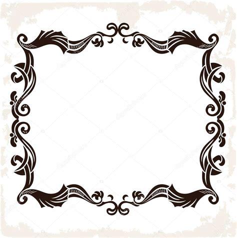 imagenes retro vector marco retro vintage vector fondo decorativo vector de