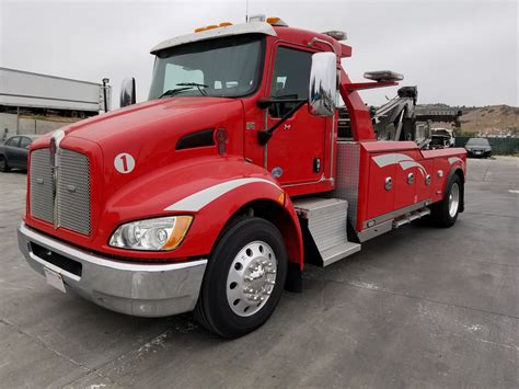 kenworth medium duty tow trucks for sale kenworth t 370 century 3212 fullerton