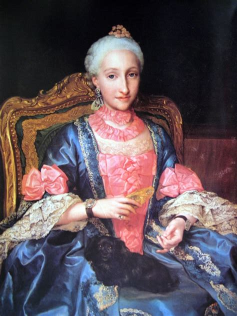 echelle decoration 1715 infanta josefa de borbon by anton raphael mengs