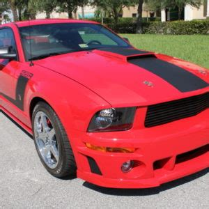 2008 roush 428r mustang | autos post